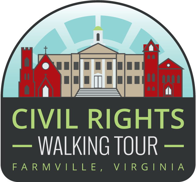 Civil Rights Walking Tour logo